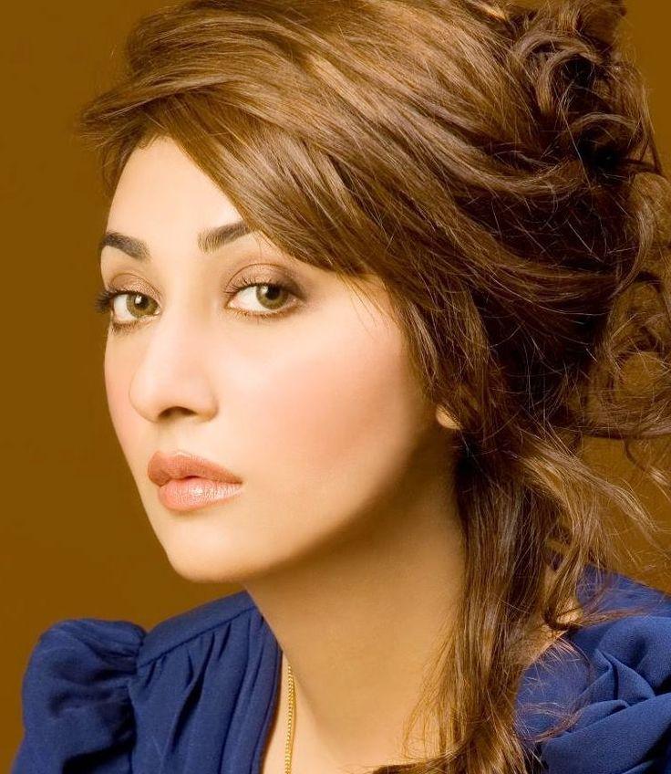 Pakistani Fashion Model & Actress,  Ayesha Khan