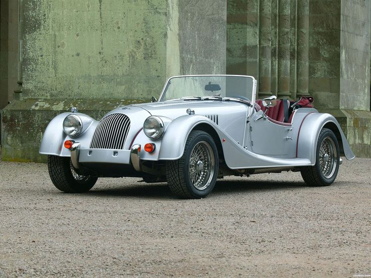 Morgan plus 8 1968 2004