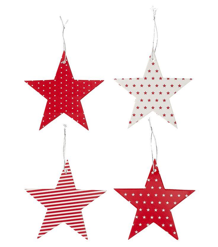 Heb jij al deze leuke kersthangertjes voor in de boom al gezien?