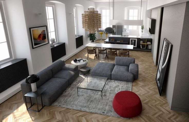 N House   Architecture & Interior Design   Living Room   Trieste - Italy   RNDR Studio - www.rndrstudio.it