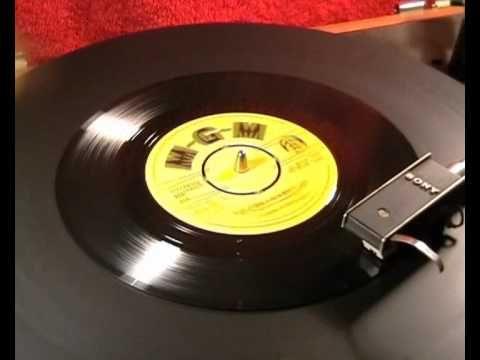 Johnny Ferguson - 'Angela Jones' - 1959 45rpm - YouTube