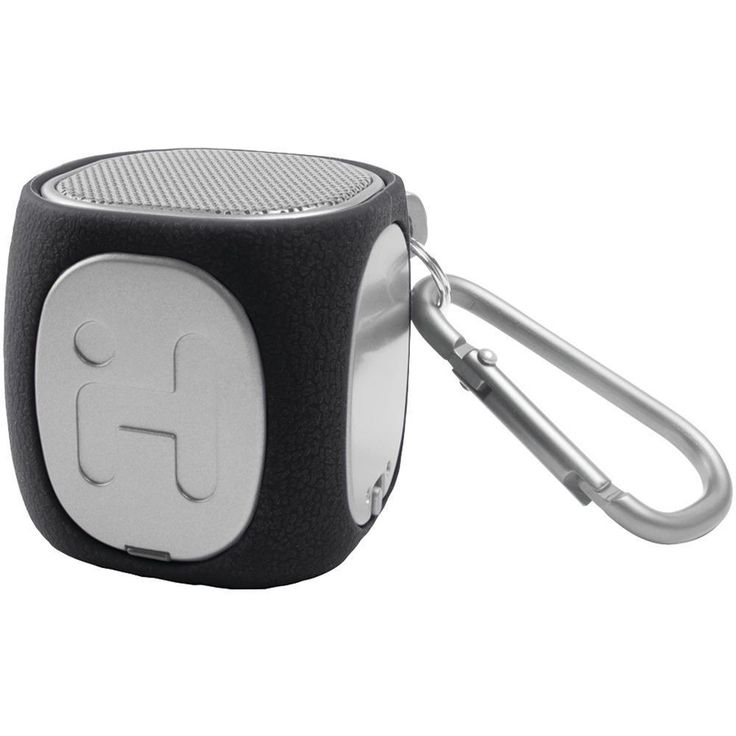 IHOME IBT55BGXC Bluetooth(R) Rechargeable Mini Speaker System