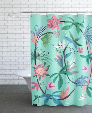 Die besten 25+ Blumen duschvorhänge Ideen auf Pinterest