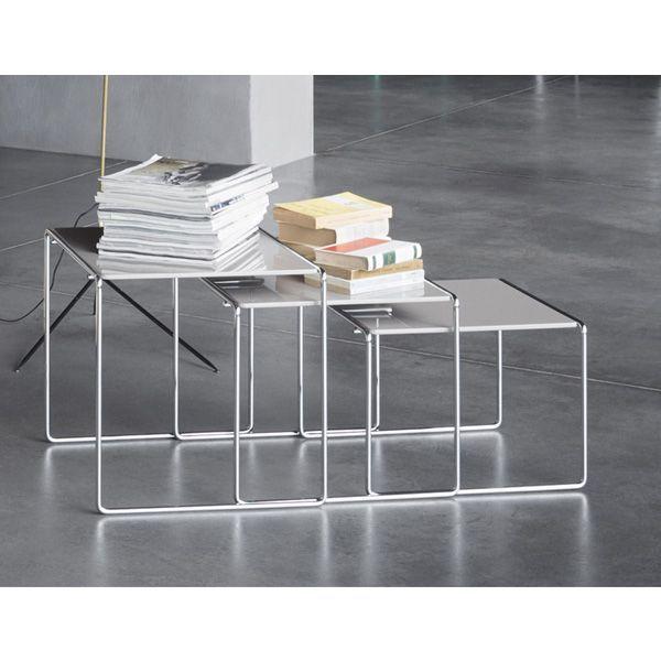 Tavolino Marcel T - design Kazuhide Takahama - Simon by Cassina