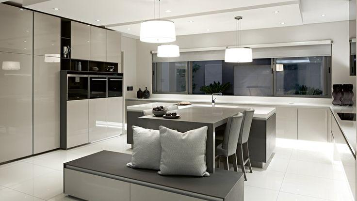 blu_line | functional kitchen design #moderkitchen