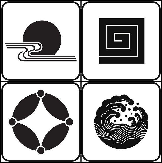 Ces emblèmes traditionnels font la fierté et l'honneur des familles japonaises depuis des siècles