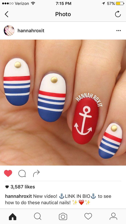2201 besten Manicure inspiration Bilder auf Pinterest   Maniküren ...