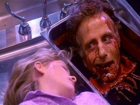 """It's so hard to find, but it's so great --  """"Re-Animator."""""""