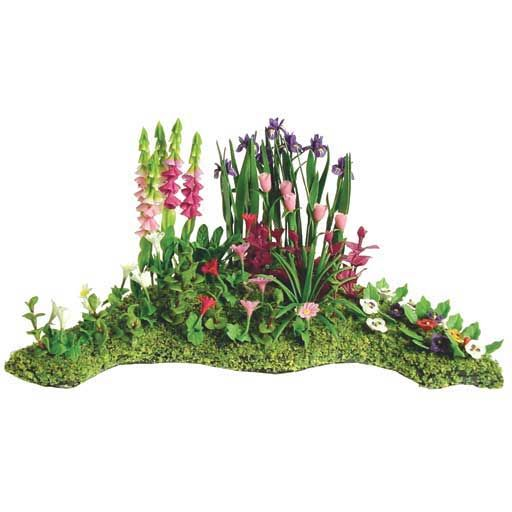 Corner Floral Garden Area: Best 25+ Corner Flower Bed Ideas On Pinterest