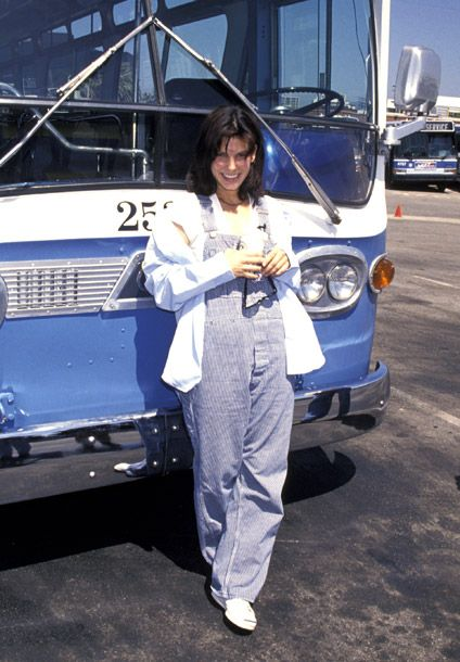 Celebrate the '90s Fashions of Sandra Bullock -- Vulture