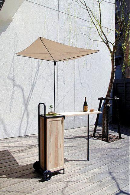 Per quelli che si vogliono fare un drink con eleganza in ogni spazio.
