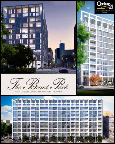 The Brant Park Condo by Lamb Development Corp - Exclusive VIP Access - Now Open to First Access members! Membership Is Free. Join Now! http://www.century21.ca/leadingedgerealty/New_Condos