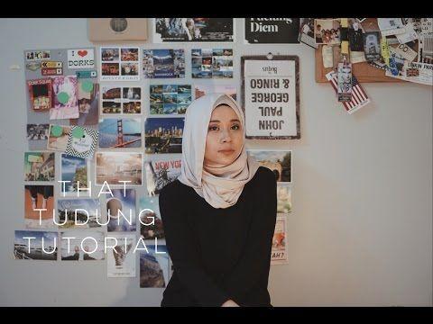 That Tudung tutorial - YouTube