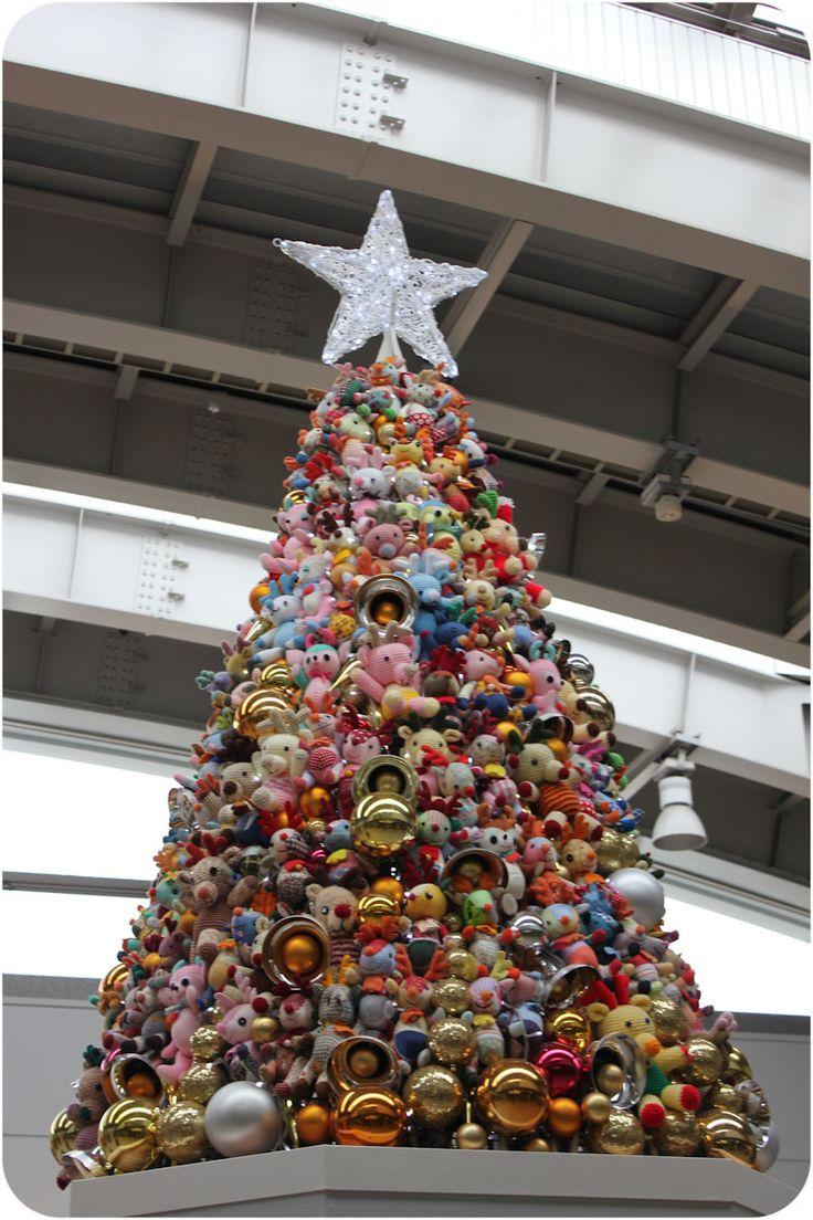 Arbre de Noël très original