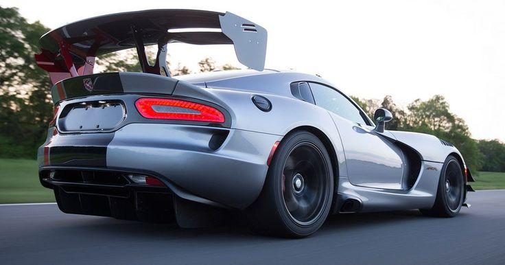 Dodge Viper Fans Crowdfunding Nurburgring Lap Record Attempt #Dodge #Dodge_Viper