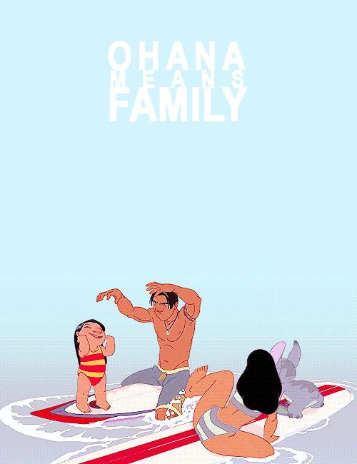 My favorite Disney family