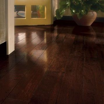 Love The Wood Floor Color Bruce Engineered American