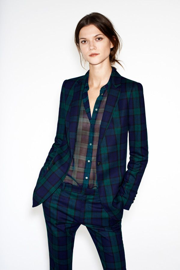 ZARA Woman - Lookbook December