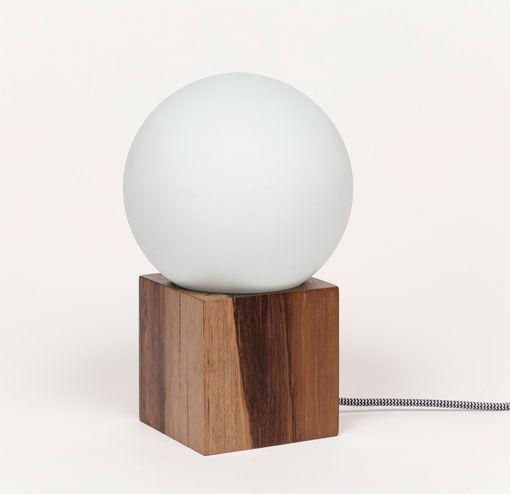 lámparas de mesa hechas a mano, modelo Enriqueta
