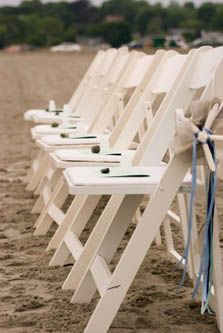 Party Solutions- Chair Rentals