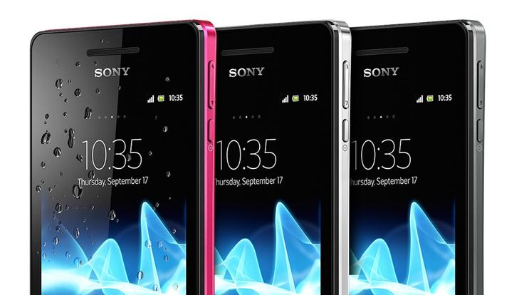 Sony Xperia V - Lux-Case.no