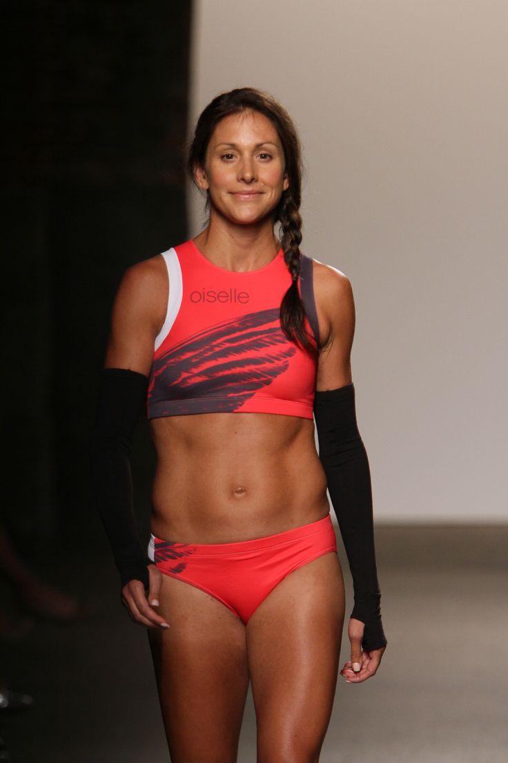 Kara Goucher, 10K/Marathon, #NYFW #Spring15