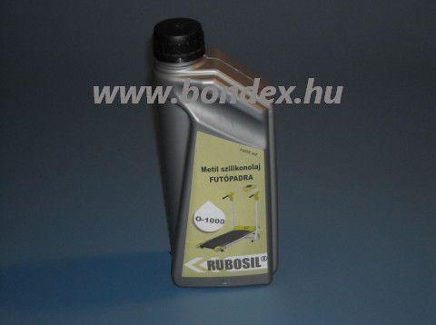 Jó minőségű olcsó M1000 futópad szilikon olaj Rubosil 1 liter