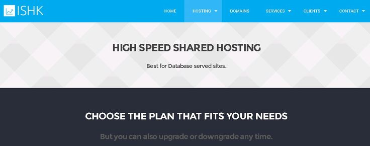 Here you will find our prices for Shared Hosting with servers located in HK. https://redd.it/3y85fj