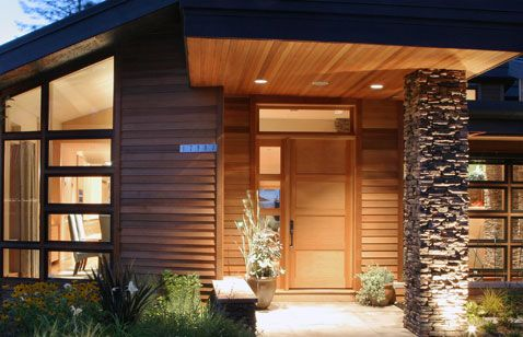 Wrcla Red Cedar Siding From Managed Forests In Bc With