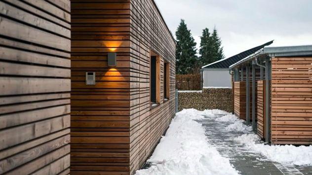 Was Holzfassden mit der Wissenschaft zu tun haben - Nein, um eine schöne Holzfassade zu bauen, müssen Sie kein Wissenschaftler sein.