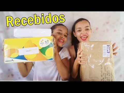 Recebidos da Caixa Postal #02 - YouTube