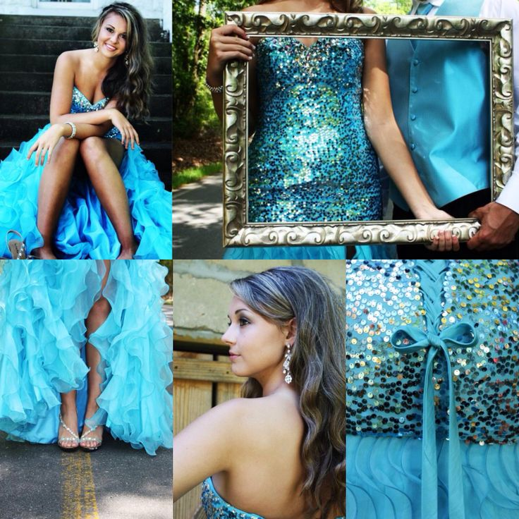 Prom picture ideas