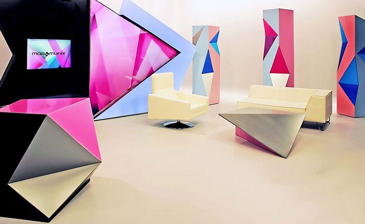 Set Design - Bloom Graphics