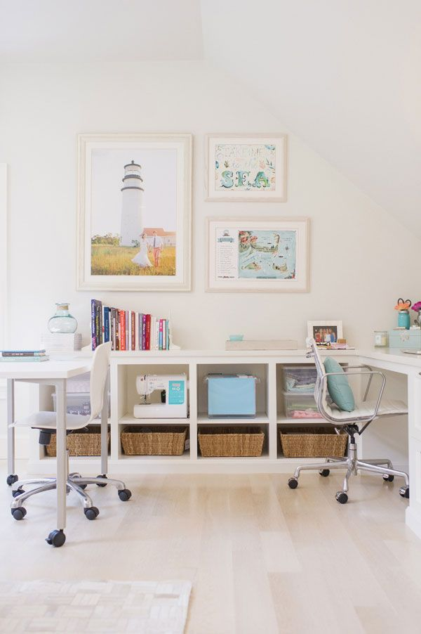 17 best ideas about shared office spaces on pinterest for Garage home office