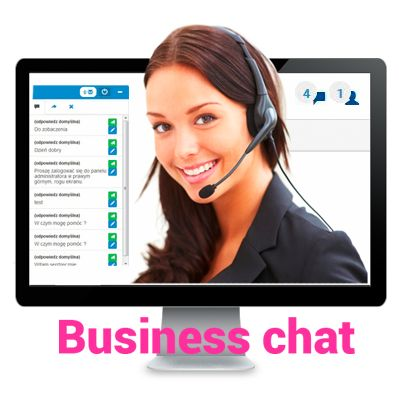 chat on your website