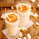 Cinnamon Banana Shake by forkintheroad:  A delicious taste of Autumn, while still remaining healthy & nutritious. #Shake #Cinnamon #Banana #Healthy