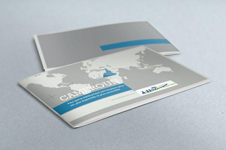 Kilifori Brochure design - nice dimensions, corporate color scheme suits pharma well   ubipharm0.1.jpg