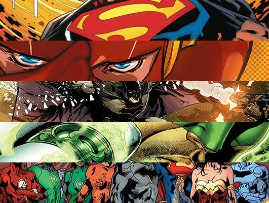 Renacimiento DC: Fase 1 (1 de 6)