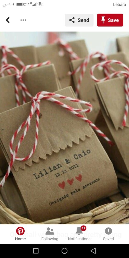 Pin By م ريم On صور حبيتا Pinterest Wedding Wedding Favors