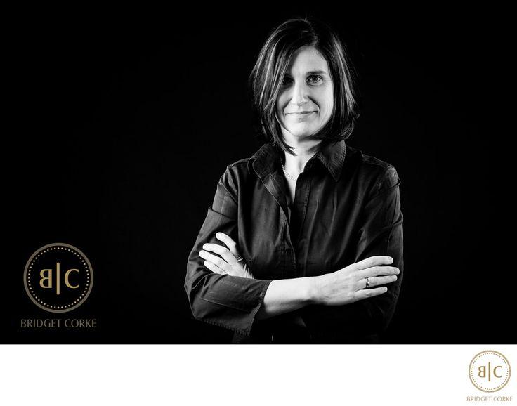 Bridget Corke Photography - Johannesburg Corporate Studio Portrait op Management: