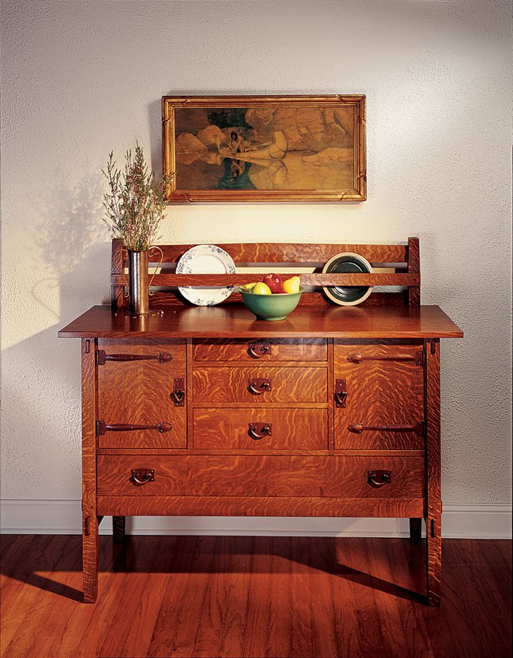 how to make stickley furniture