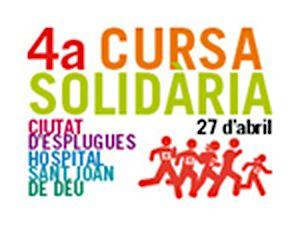 Participa en la 4a Cursa Solidària Ciutat d'Esplugues-Hospital Sant Joan de Déu