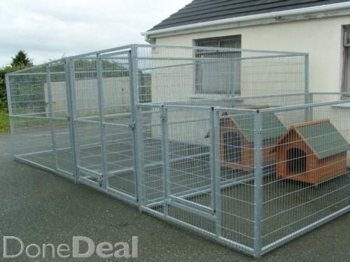 Dog Runs / Animal Enclosures / Dog Pens