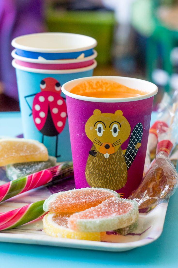 Напитки для детей: фреш из моркови, яблока и сельдерея