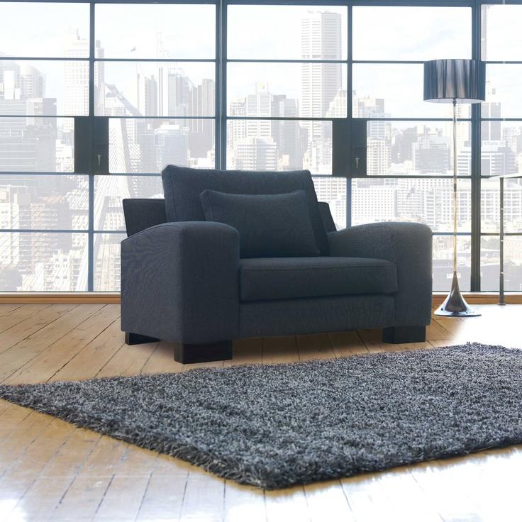 'Manhattan' Armchair from Domayne