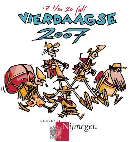 Mars Gremmen - Vierdaagse Nijmegen
