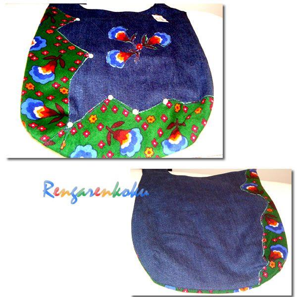 Rengarenkoku: kot çanta .Kişiye özel tasarım.sipariş için rengarenkoku@gmail.com adresine e-posta yollayınız