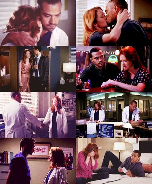 grey's anatomy Hot couples | ... april and jackson #jackson avery #JAPRIL #Apple Jacks #grey's anatomy