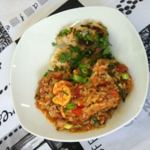 Aprenda a preparar a receita de Jambalaya