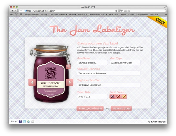 Best Labels Images On   Jam Label Jelly And Packaging